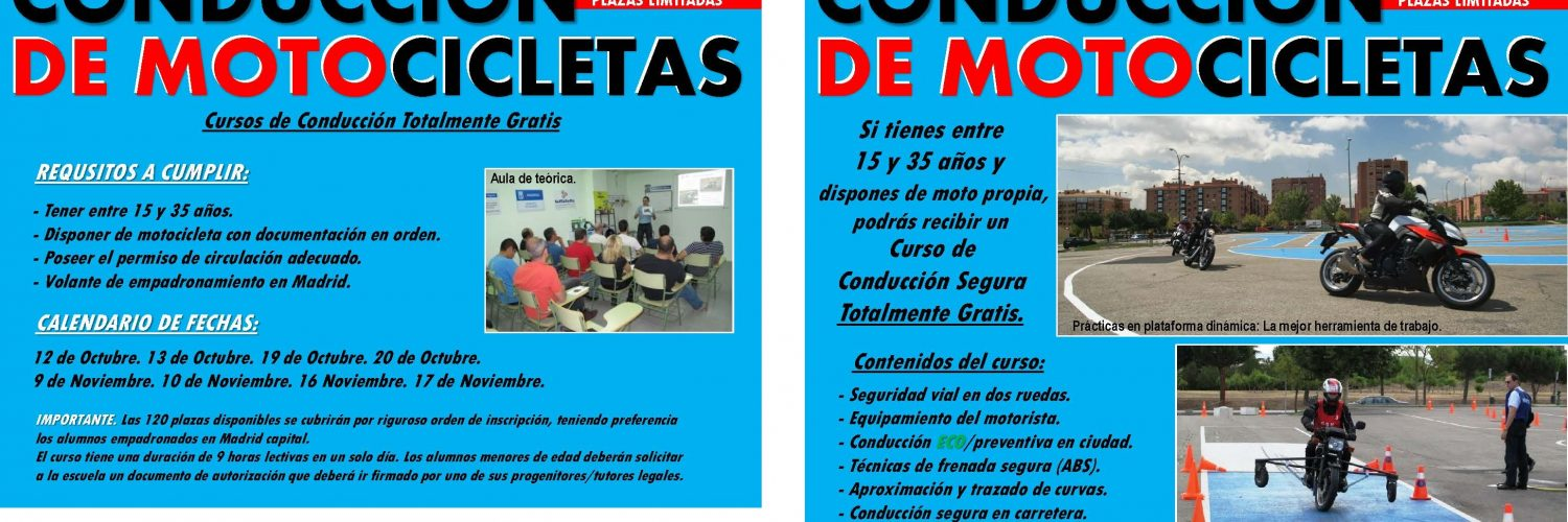 Cursos de conduccion